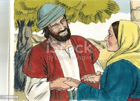 istock Joseph and Mary 178396408