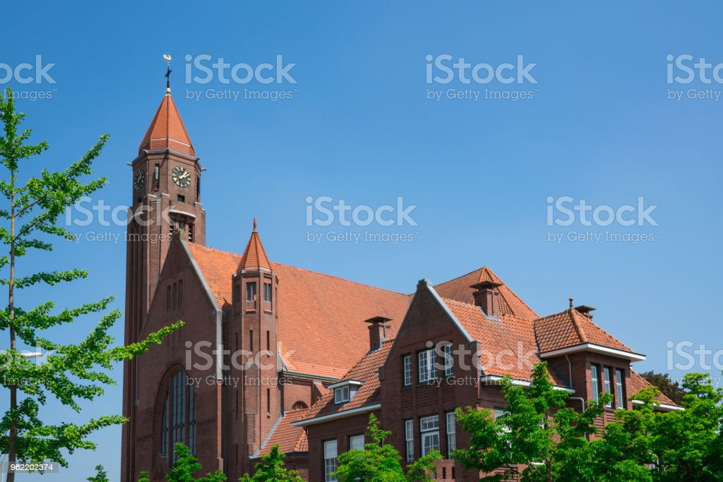 H. Joseph church Roosendaal, The Netherlands stock photo