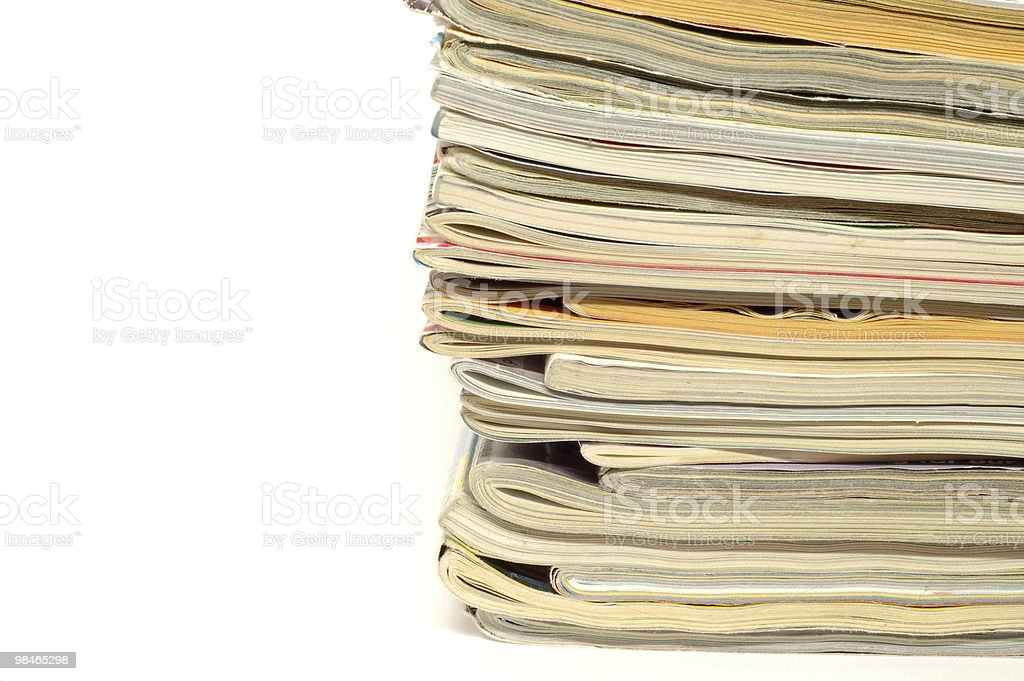 Journals royalty-free stock photo