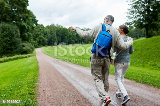 istock Journey in the country 845919502