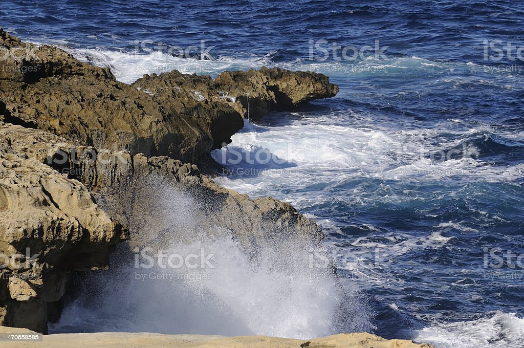 gozo royalty-free stock photo