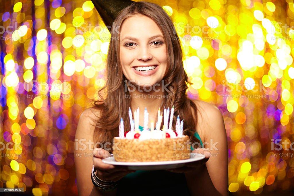 Fröhliche Geburtstag Lizenzfreies stock-foto