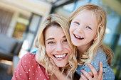 istock Joyful moments with Mom 610150682
