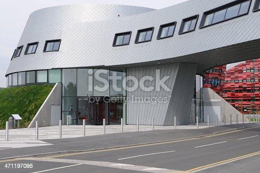 179294303istockphoto Jubilee Campus, Nottingham 471197095