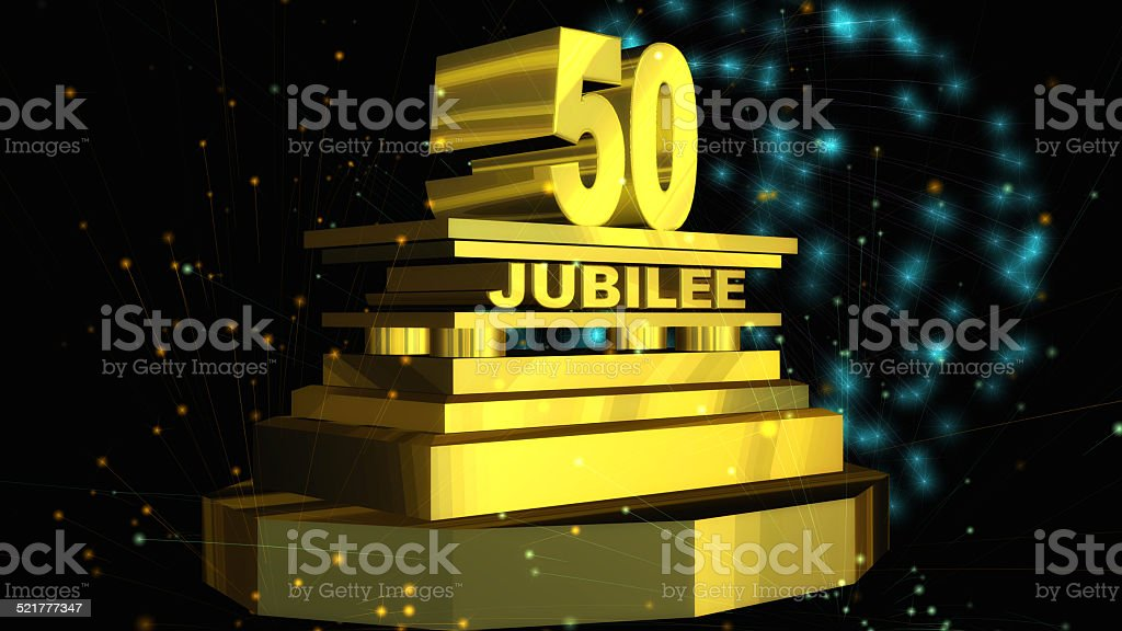 Jubilee stock photo