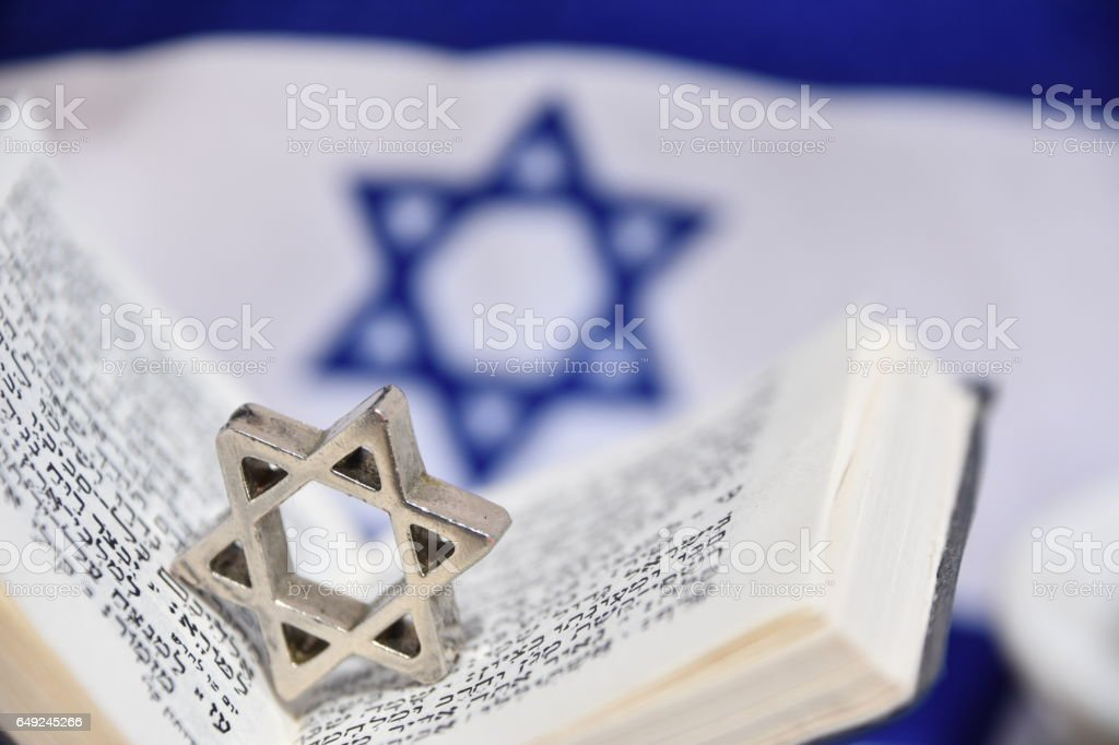 Judentums kennenlernen und Vertrauen Konzept – Foto