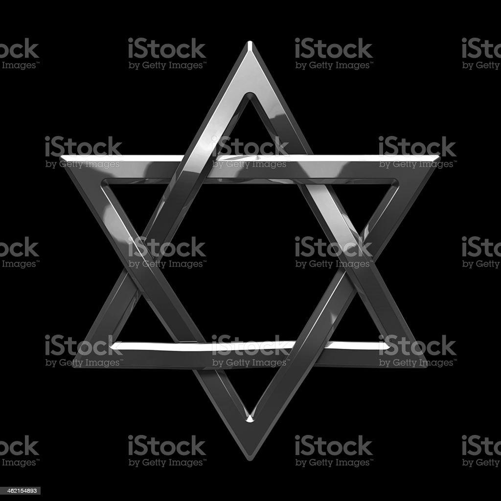 Judaism Religious Symbol Star Of David Stock Photo More Pictures