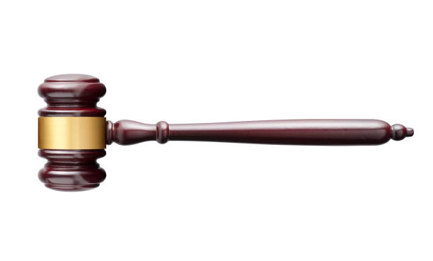 Judge gavel Judge gavel on white background. gavel stock pictures, royalty-free photos & images