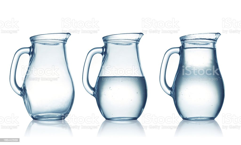 jugs stock photo