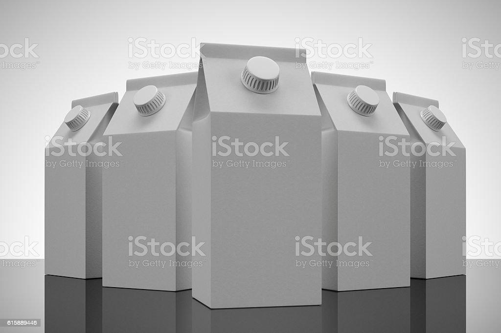 Juice Boxes - Photo