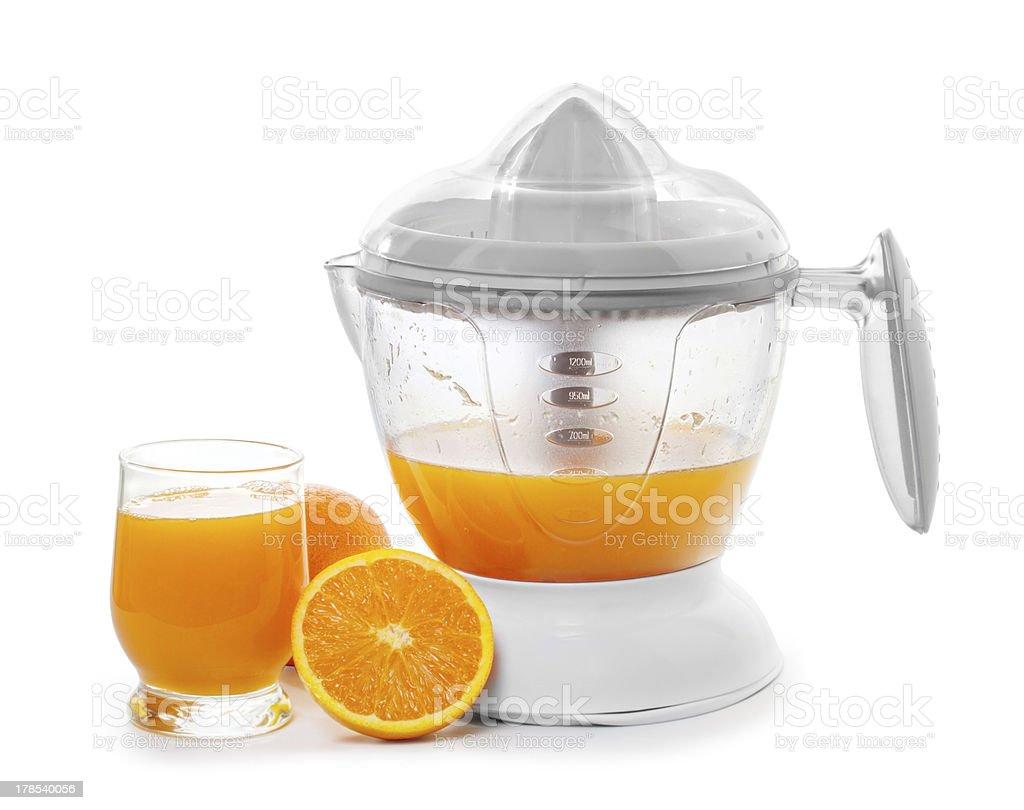 juice extractor stock photo