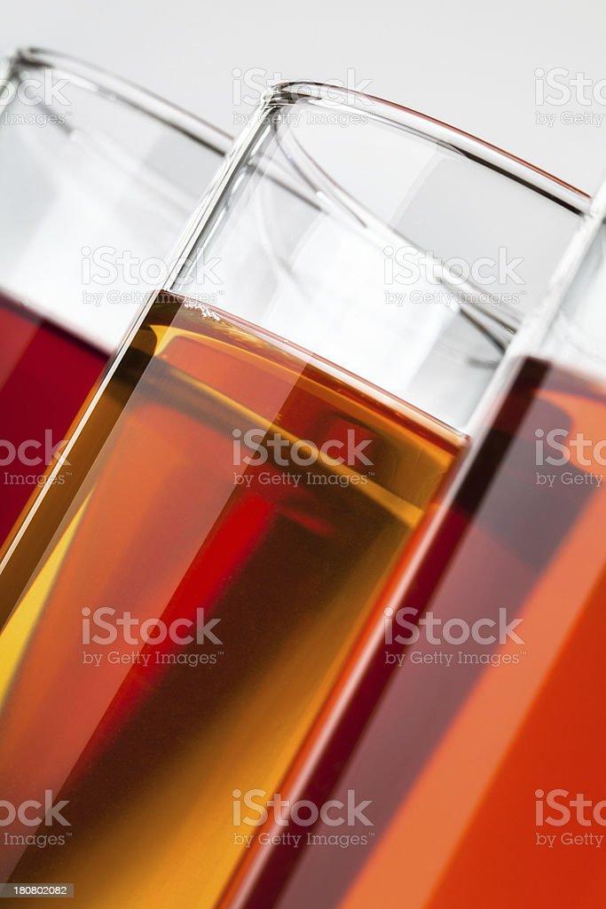juice glass mix royalty-free stock photo