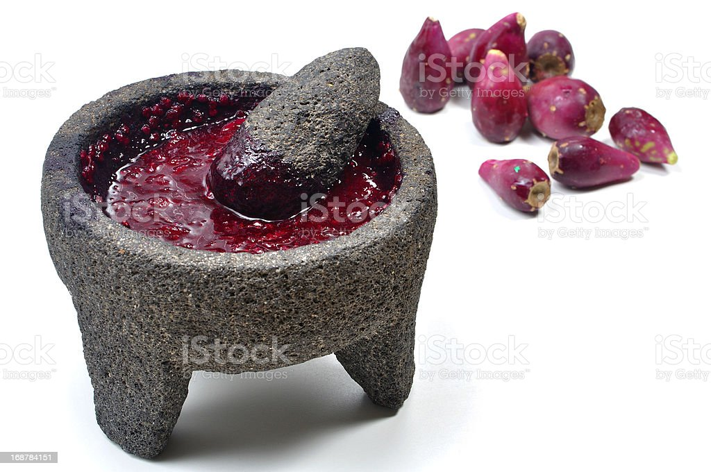 Juice grind royalty-free stock photo