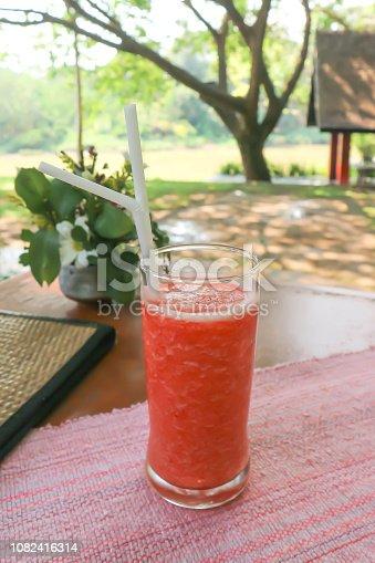 juice or strawberry juice ,fruit juice