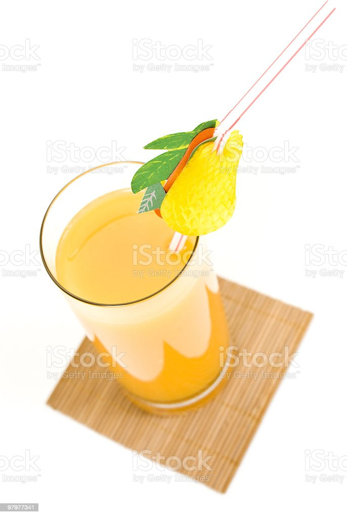 Juice royalty-free stock photo