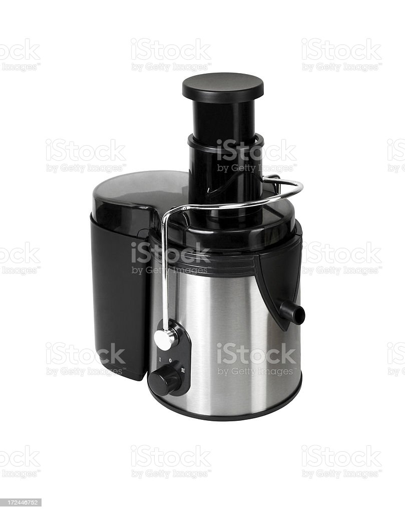 Juicer (Click for more) royalty-free stock photo