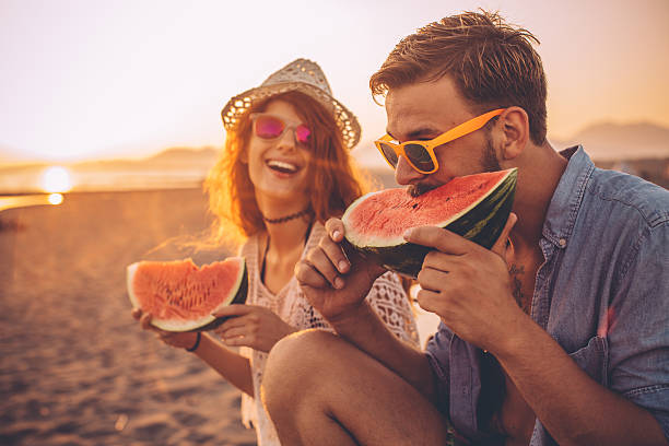 juicy and sweet summer - vacations food stock pictures, royalty-free photos & images