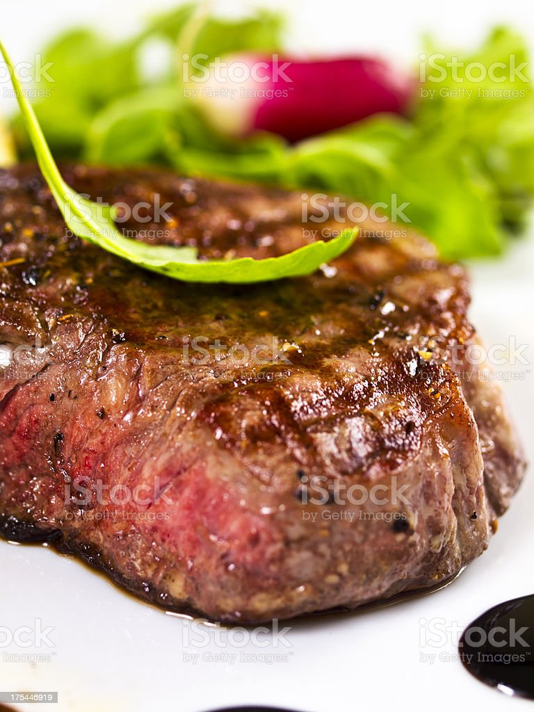 juicy Beef fillet royalty-free stock photo