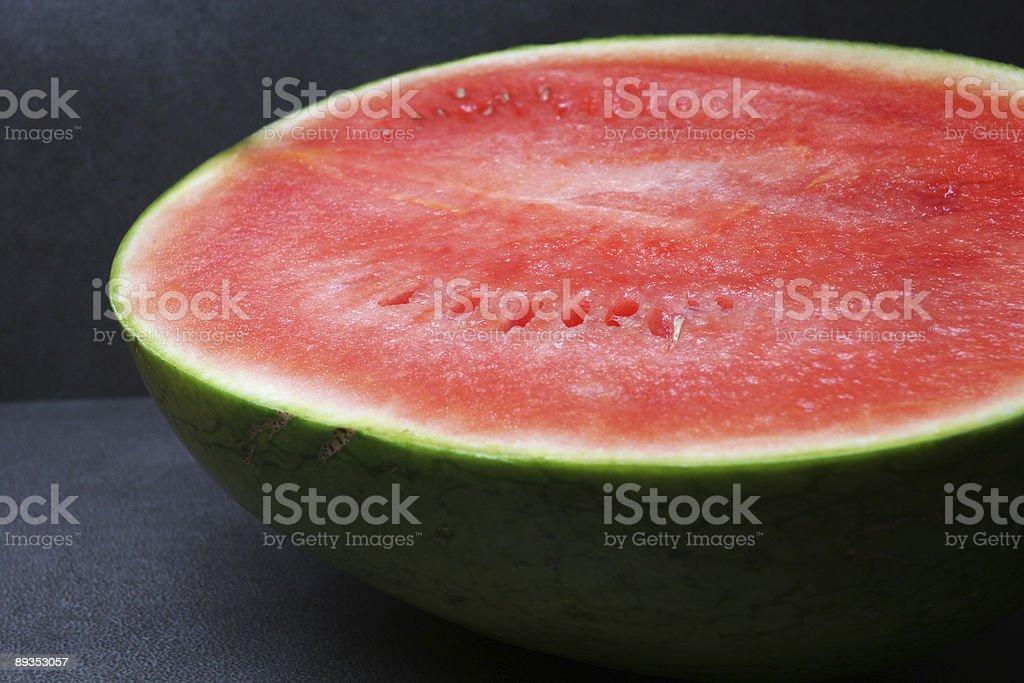 Juicy Melon royalty-free stock photo