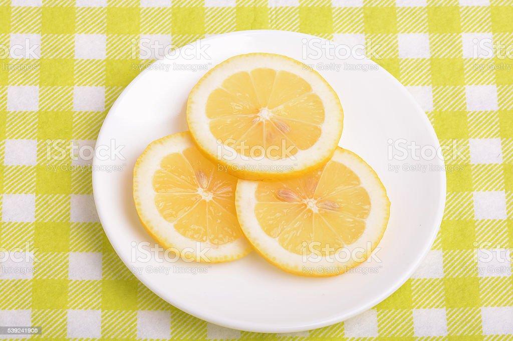 Jugoso maduro limones acercamiento foto de stock libre de derechos