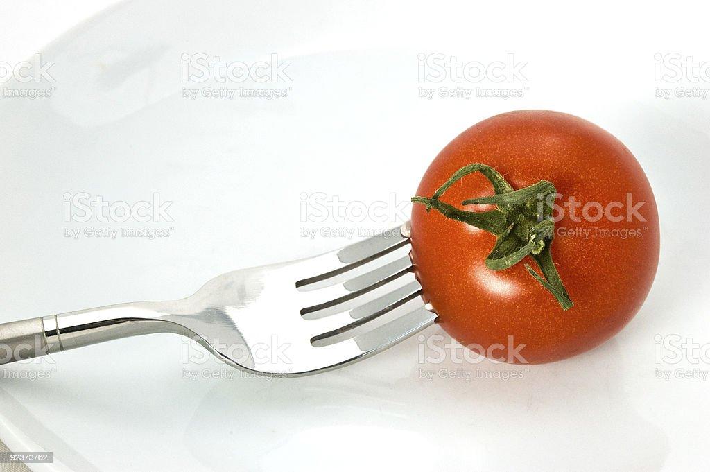 Saftige Tomaten Lizenzfreies stock-foto