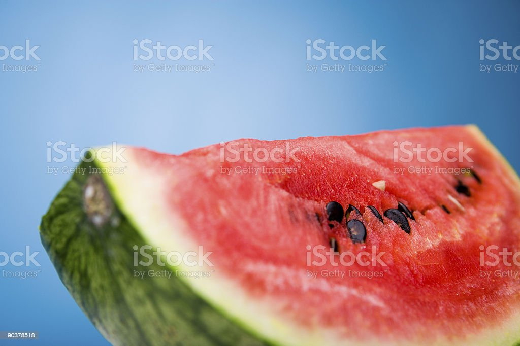 Juicy watermelon #2 royalty-free stock photo