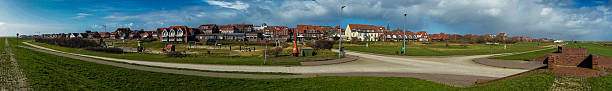 juist - nordsee urlaub hotel stock-fotos und bilder