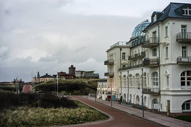 juist, stock-bilder - nordsee urlaub hotel stock-fotos und bilder
