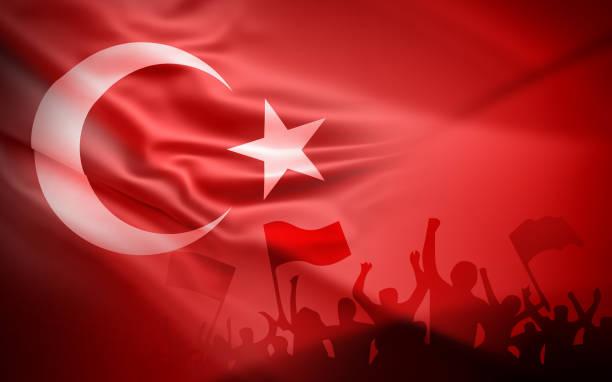 15 juli - turkse etniciteit stockfoto's en -beelden
