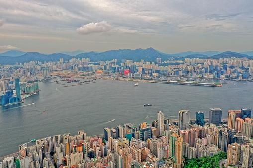 27 july 2019 the kowloon  ,hong kong