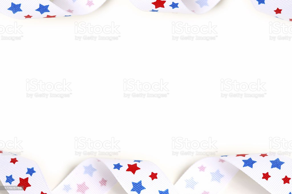 July 4th series stock photo
