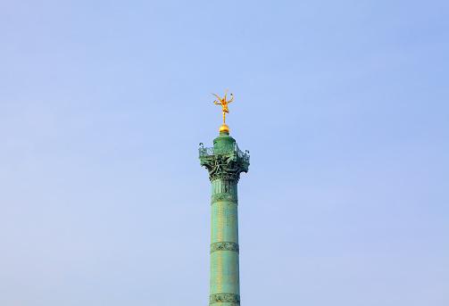 July Column at Place de la Bastille