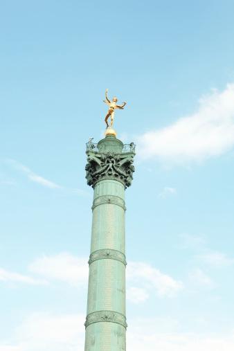 July Column at the Place de la Bastille