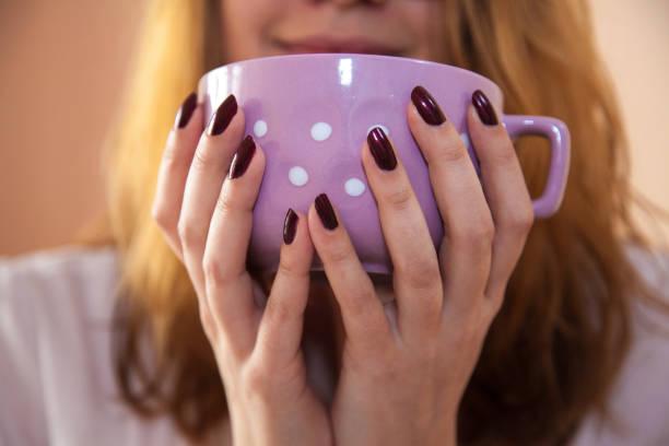 Jumbo mug stock photo