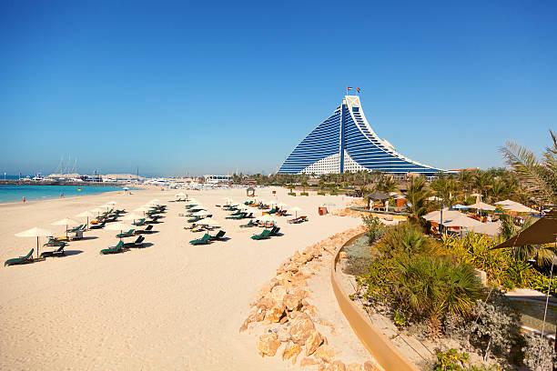 Jumeirah Beach hotel, Dubai – Foto