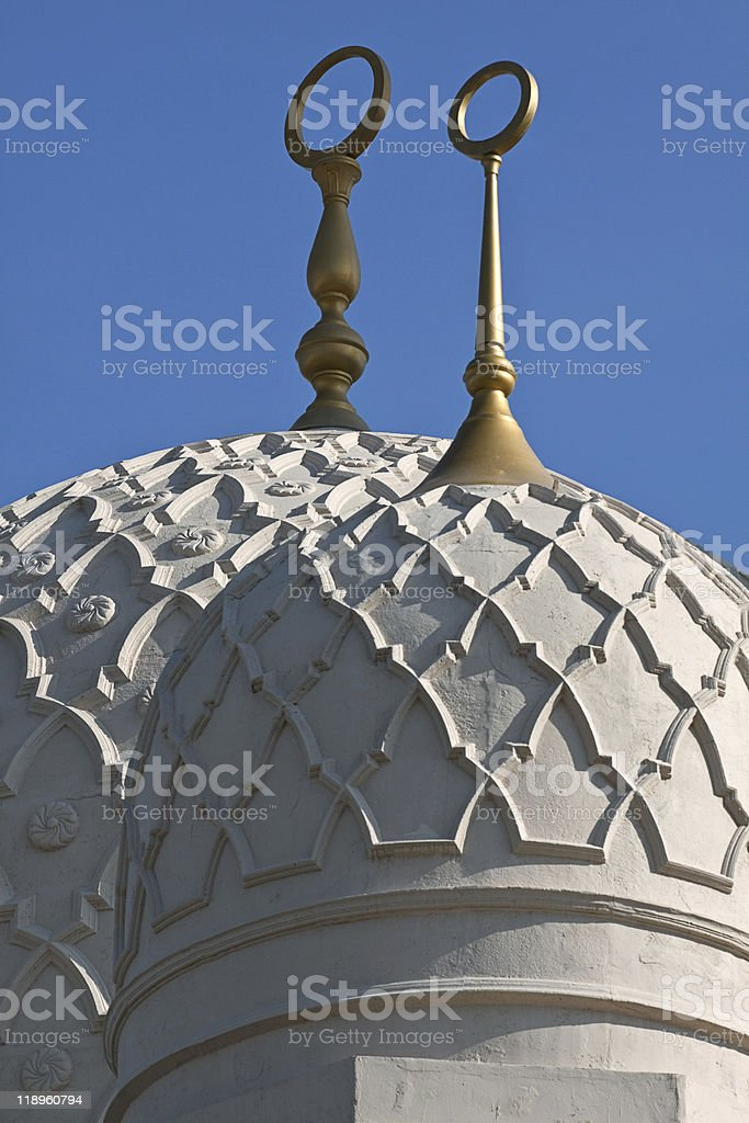 Jumeirah mosque, Dubai. stock photo
