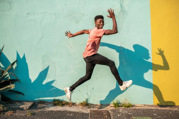 hoppa! - street dance bildbanksfoton och bilder