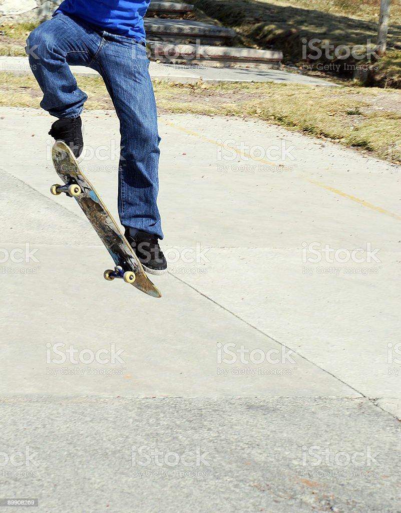 Прыжок Стоковые фото Стоковая фотография