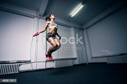 629605142istockphoto Jumping rope 493912872