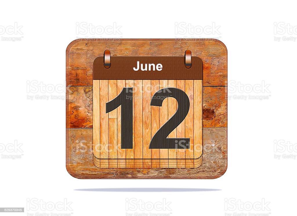 12 de junho. - foto de acervo