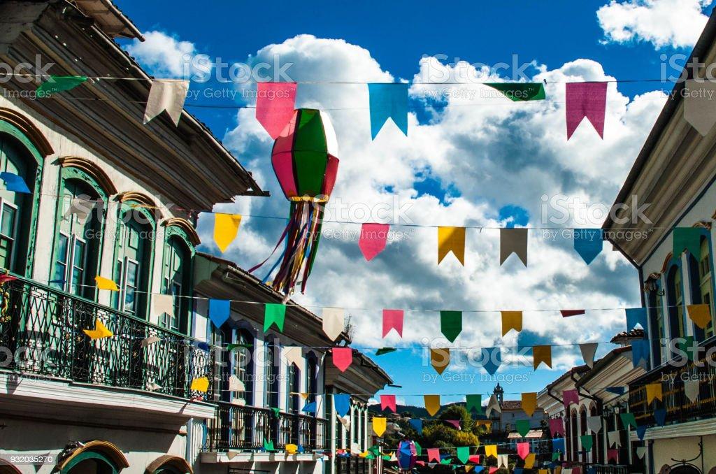Festa junina no Brasil (