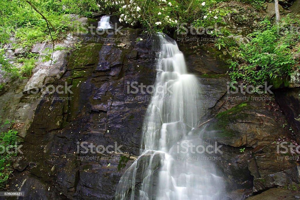 Juney Whank Falls stock photo