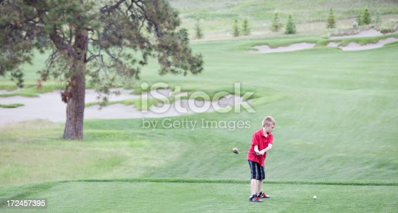 istock Junior Golfer 172457395