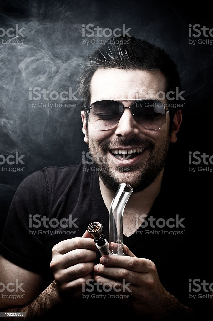 junkie royalty-free stock photo