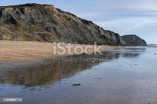 istock Jurassic Coast in Dorset 1293863714