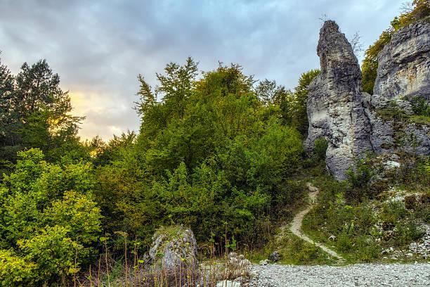 UNESCO-Welterbestätte Jurassic-Hügel von Franconia – Foto