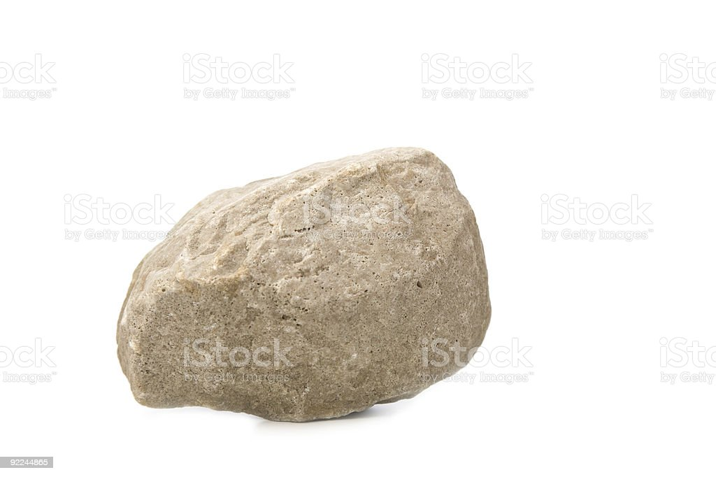 just a rock stock photo