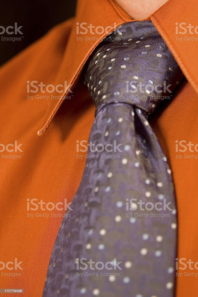 Just another tie stock photo