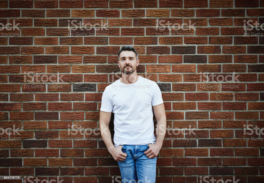 Just be cool about it stock photo