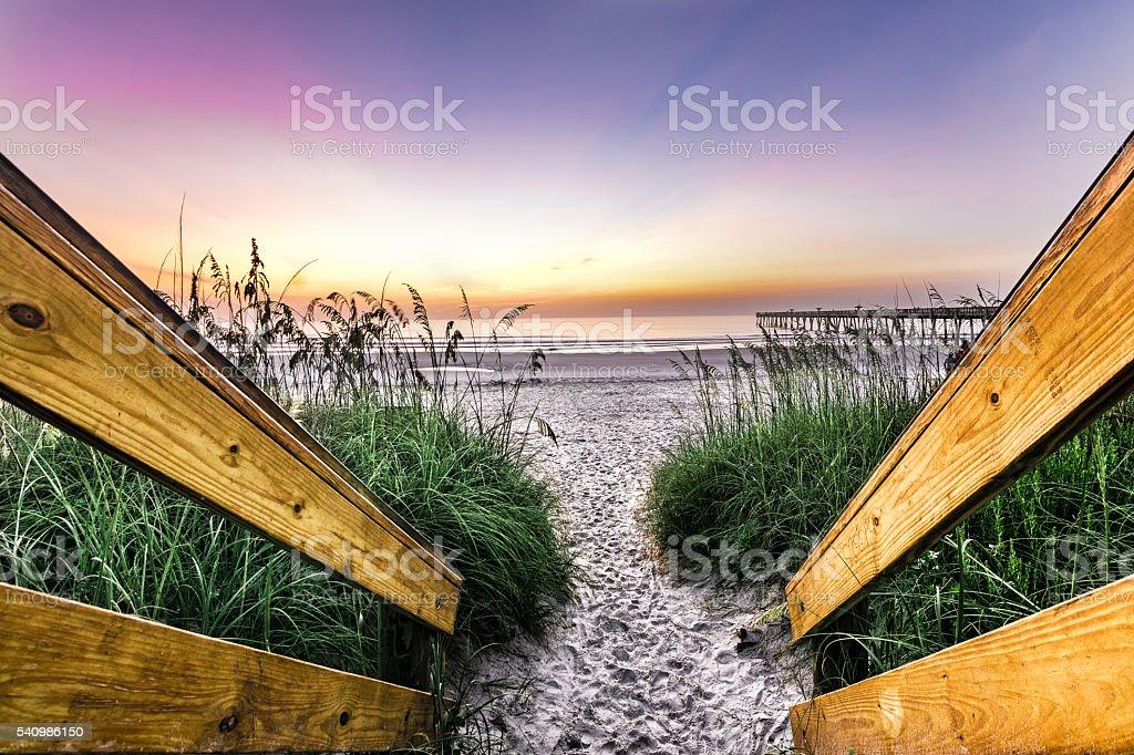 Just Beachy stock photo